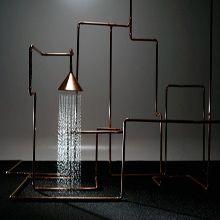 A marca alemã especializada em design de banheiros Axor desenvolveu uma parceria com os melhores designers do momento e juntos criaram um chuveiro conceito chamado Axor Water Dream.