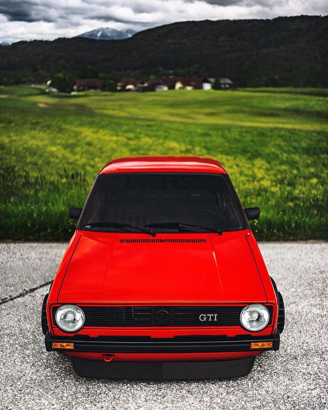 """BODYBEAT on Instagram """"Volkswagen Golf (Mk1) · floru_mk1"""