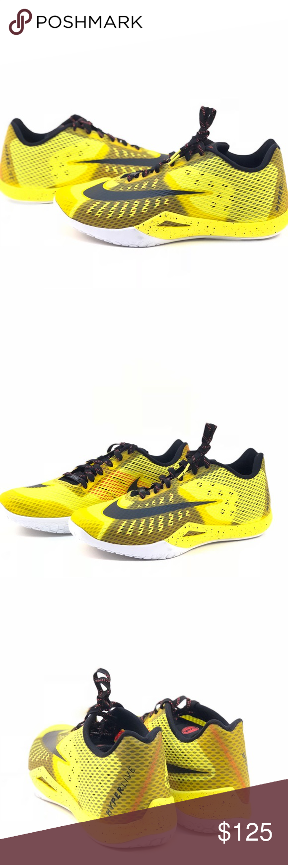 brand new bb25a 7f27b Nike Hyperlive EYBL Promo Brand New No Box Size 13 Nike Shoes Athletic Shoes