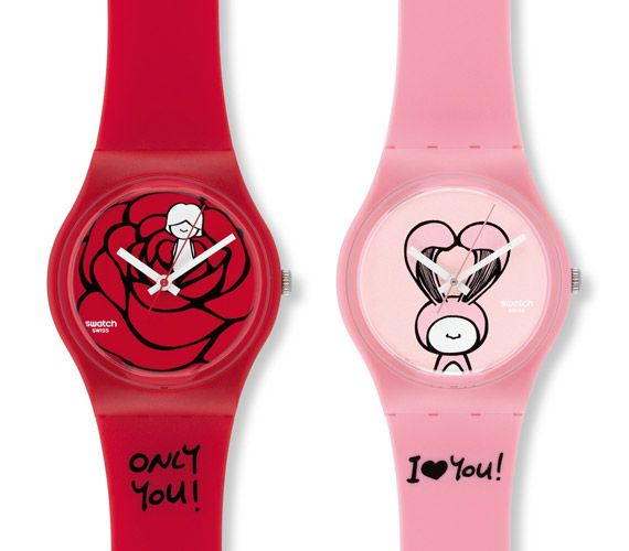 catch my heart & lovely mine (pink); i'd prefer the red one as i, Ideas