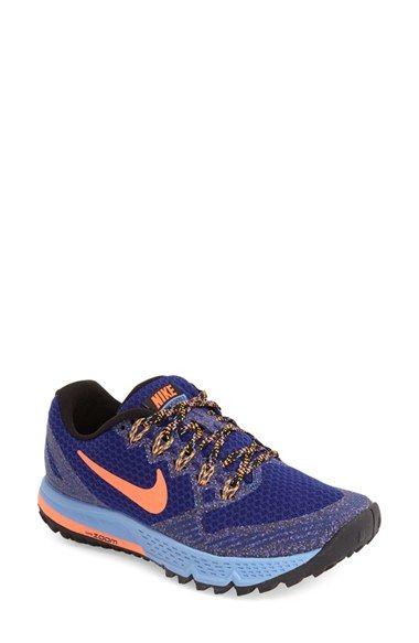 a8b90bf02f5 NIKE  Air Zoom Wildhorse 3  Trail Running Shoe (Women).  nike  shoes ...