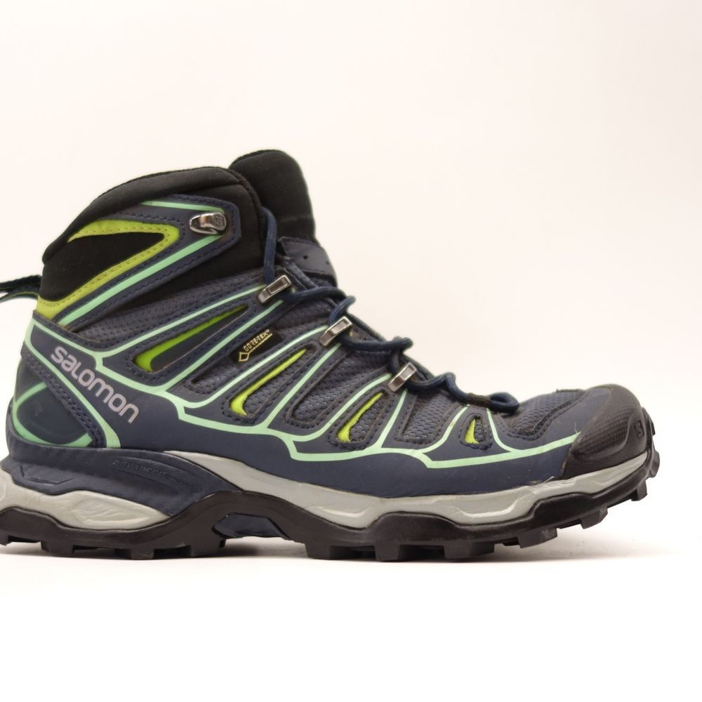 newest 55d6a 15dc1 Salomon Womens X Ultra 2 GTX Athletic Support Hiking Trail ...
