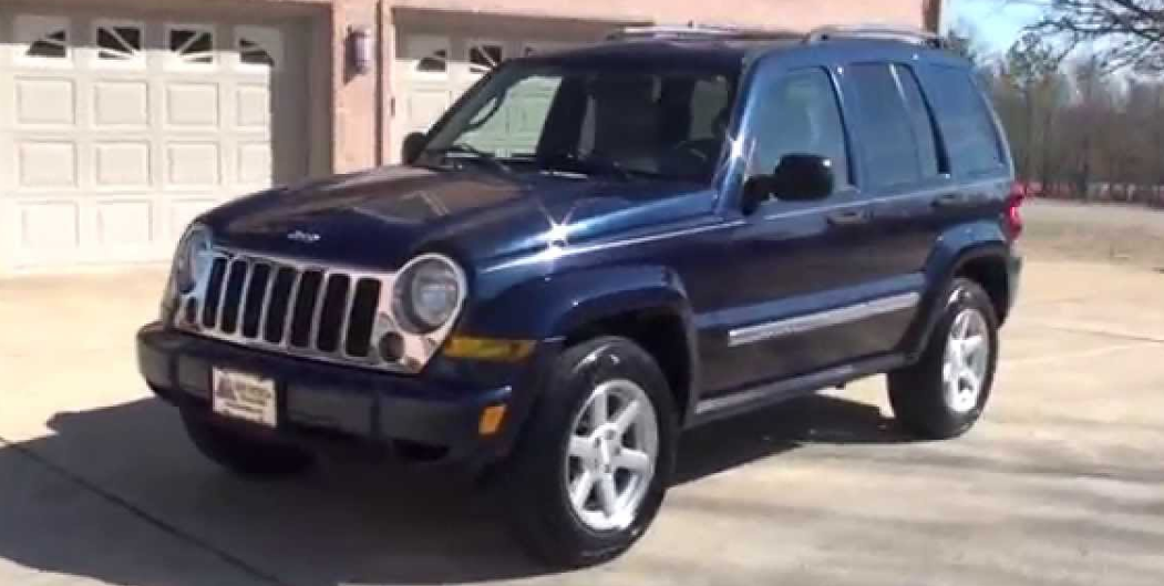 2006 Jeep Liberty Owners Manual