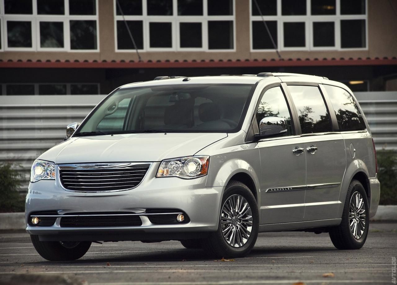2011 Chrysler Town And Country Chrysler Town Country Town