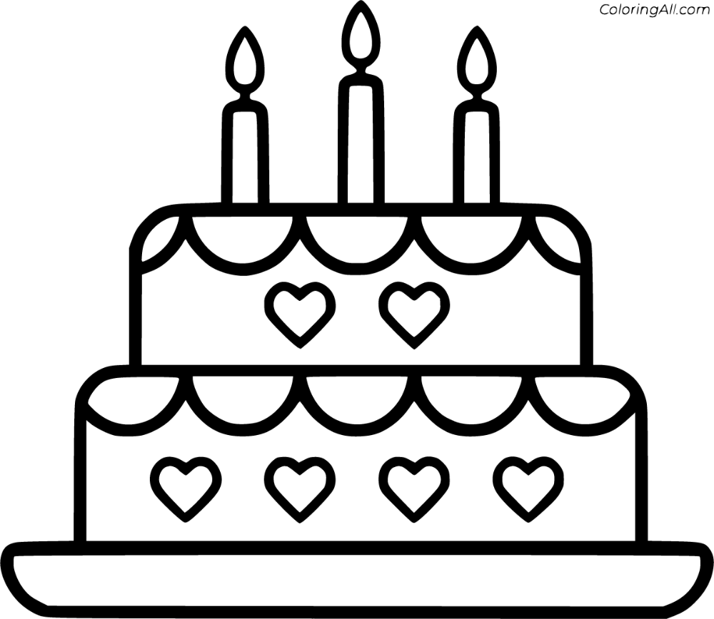 Pin By Zorab On Coloring Pages Birthday Coloring Pages Birthday Candles Printable Happy Birthday Cupcakes