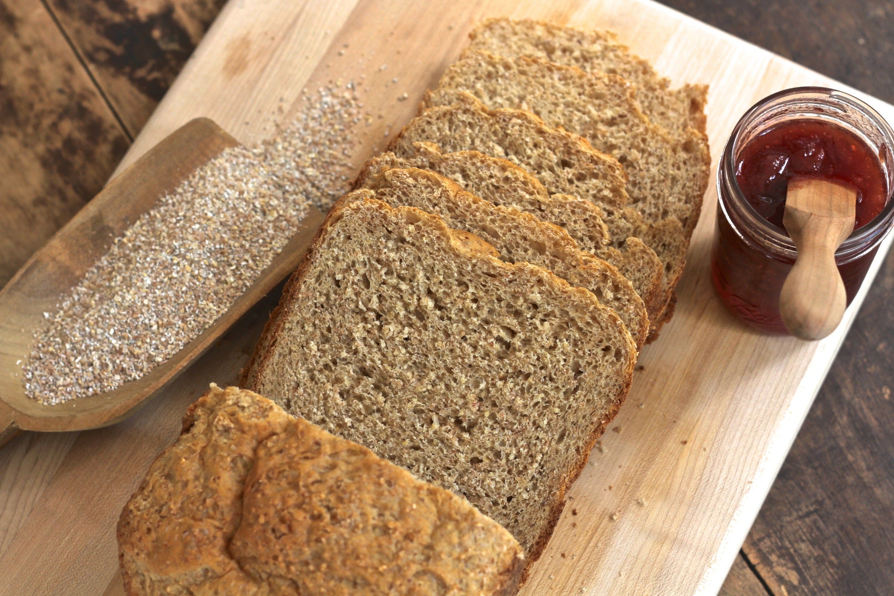 This multigrain bread is super easy thanks to the addition of this multigrain bread is super easy thanks to the addition of premixed 7 grain cereal hearty and chewy this bread machine recipe will become your go to ccuart Choice Image