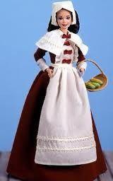 Catálogo 1995-Barbie pionera americana.