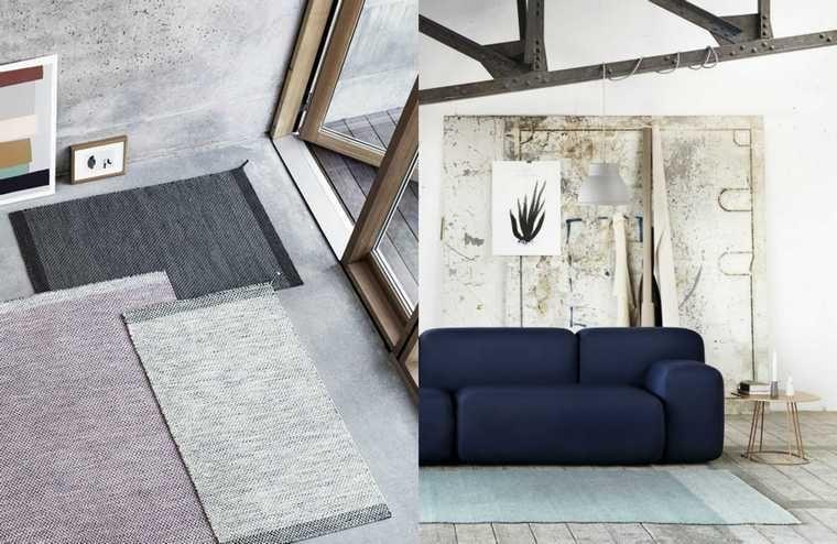 Skandinavisches wohnzimmer: die epoche des minimalistischen designs