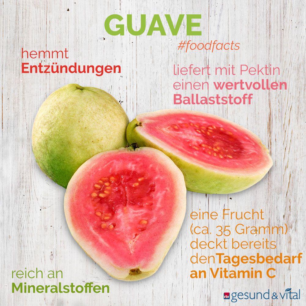 Photo of Guave – so gesund ist die exotische Trendfrucht