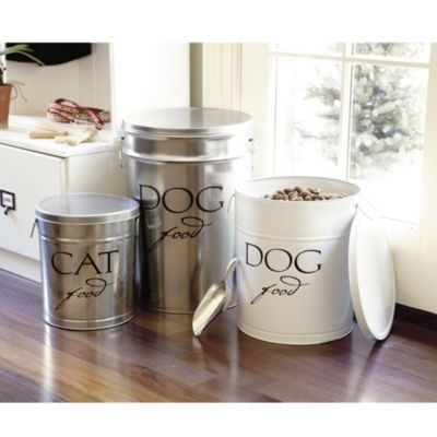 Pet Food Canisters Dog Food Recipes Dog Food Container Food