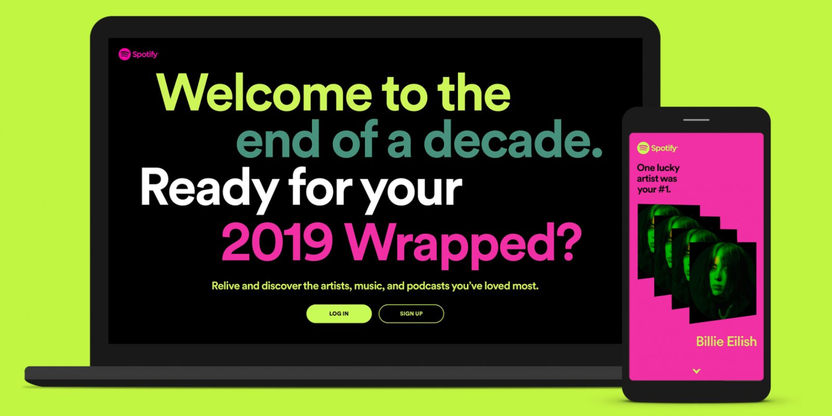 Spotify Wrapped 2019 Reveals Your Music Tastes Spotify Spotify Playlist Songs