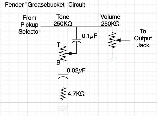 greasebucket tone circuit