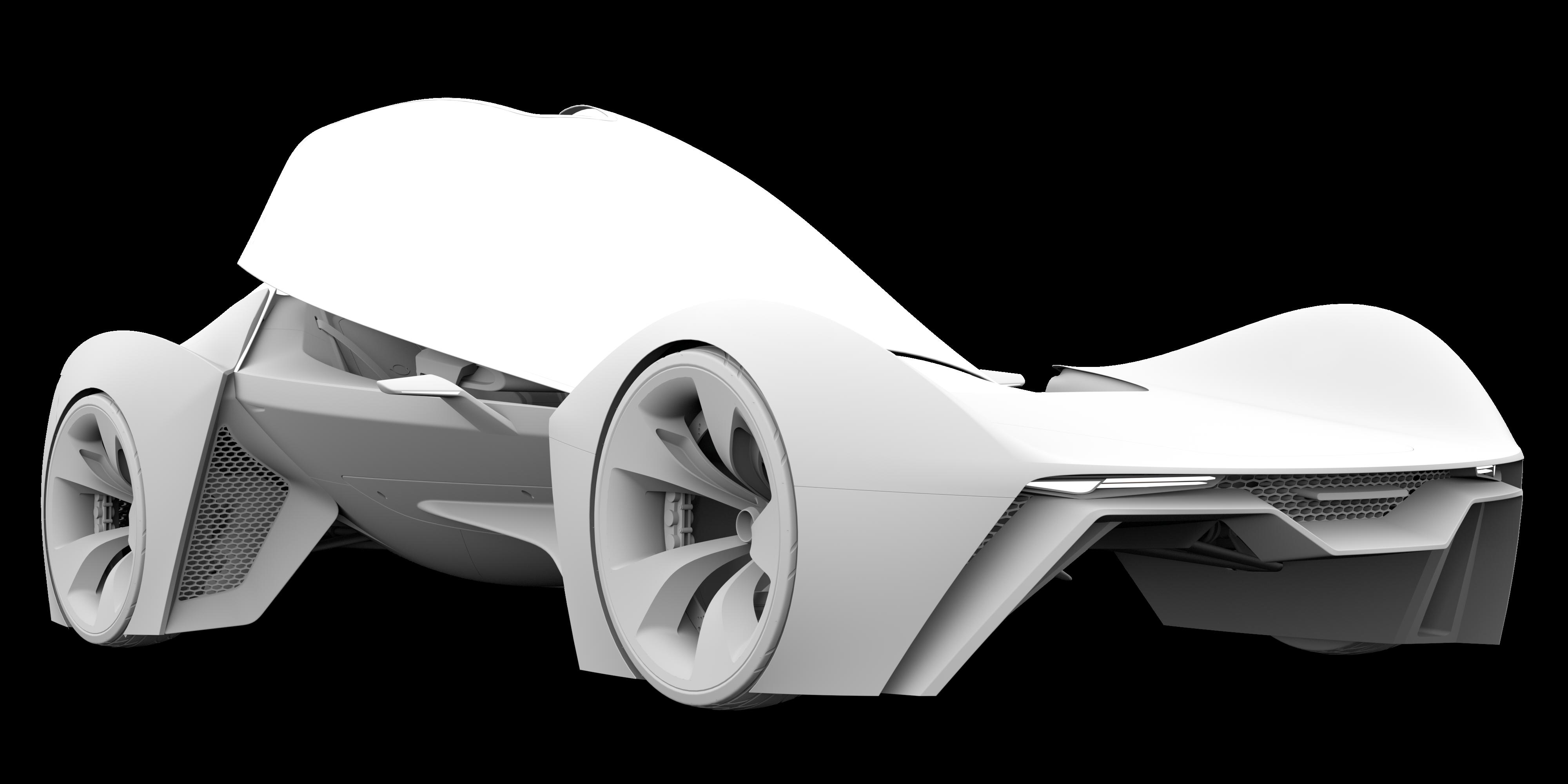Personal Work Irisdesigns Ibook Ao Rendering Concept Cars Toy Car Car