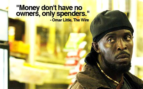 Omar Knows The Wire Cuz It Deserves Its Own Board Wire Movies