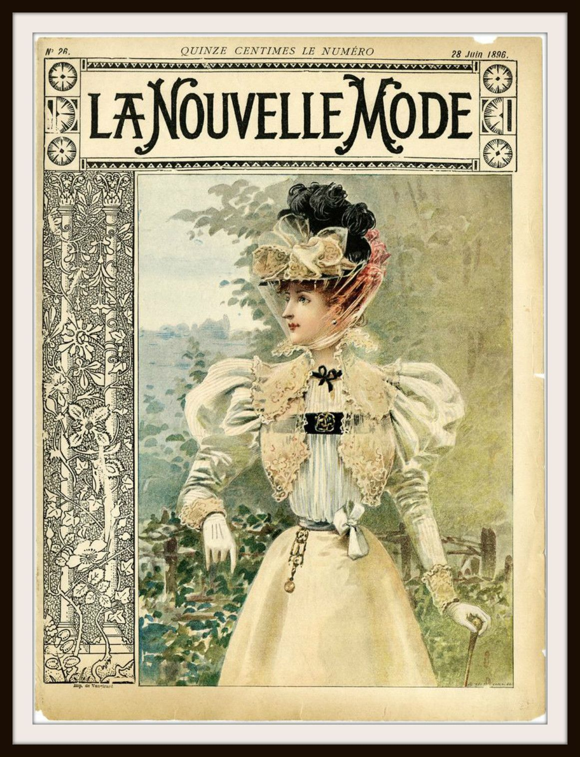 French Magazine Paris \