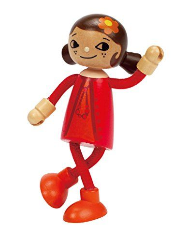 hape happy family poseable wooden mom play doll hape http://www