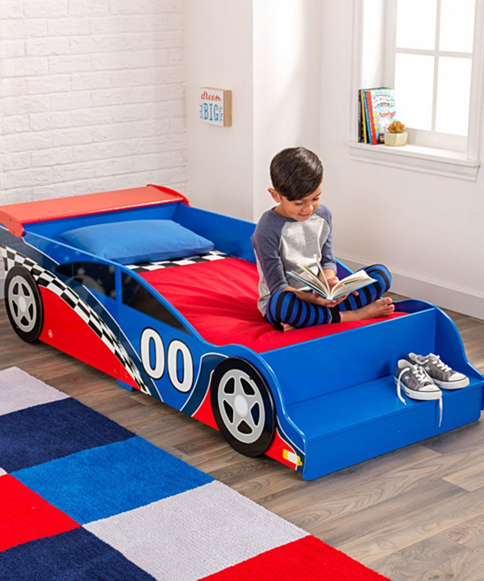 Cars Toddler Bed Replacement Stickers Photo 7 Car Bed Toddler Car Bed Race Car Bed
