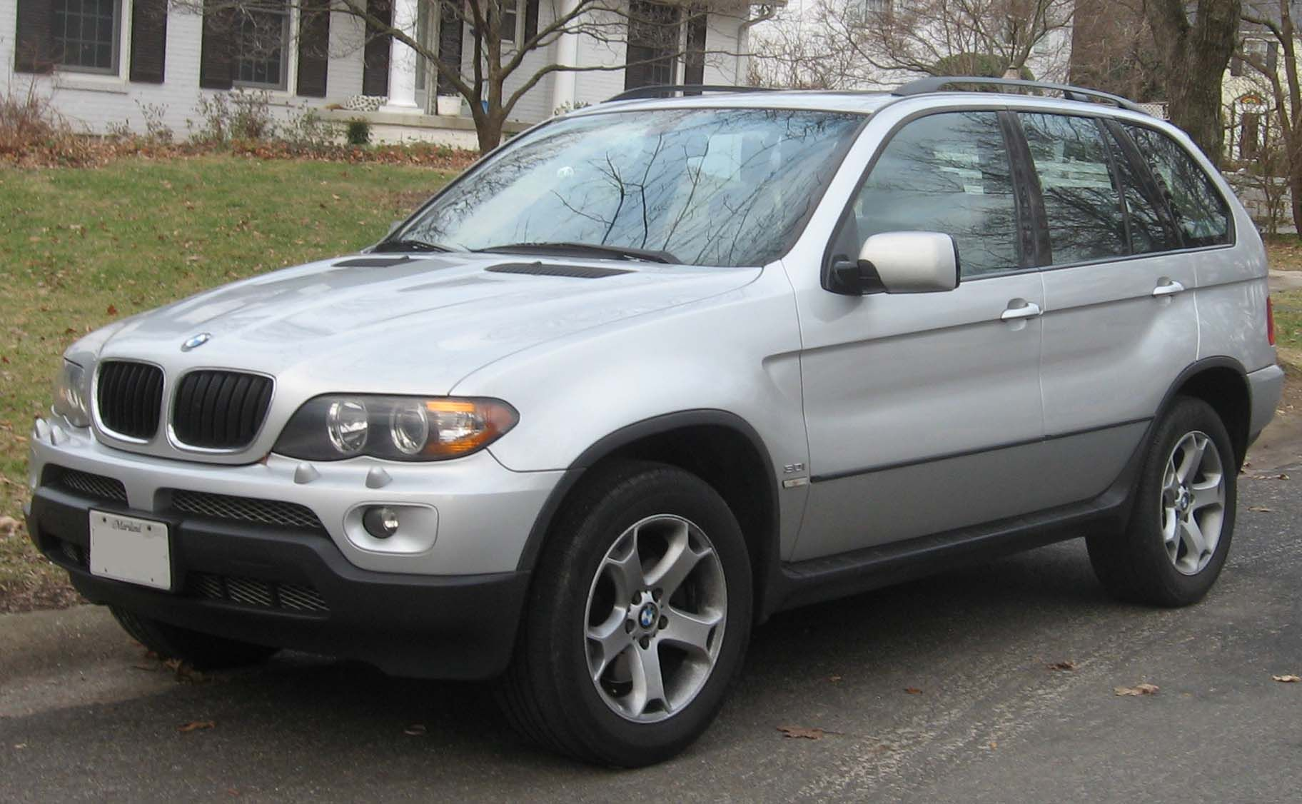 Bmw X5 Silver Super Wallpapers