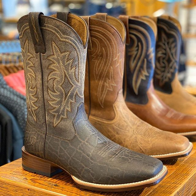 Ariat Boot Stores Locations