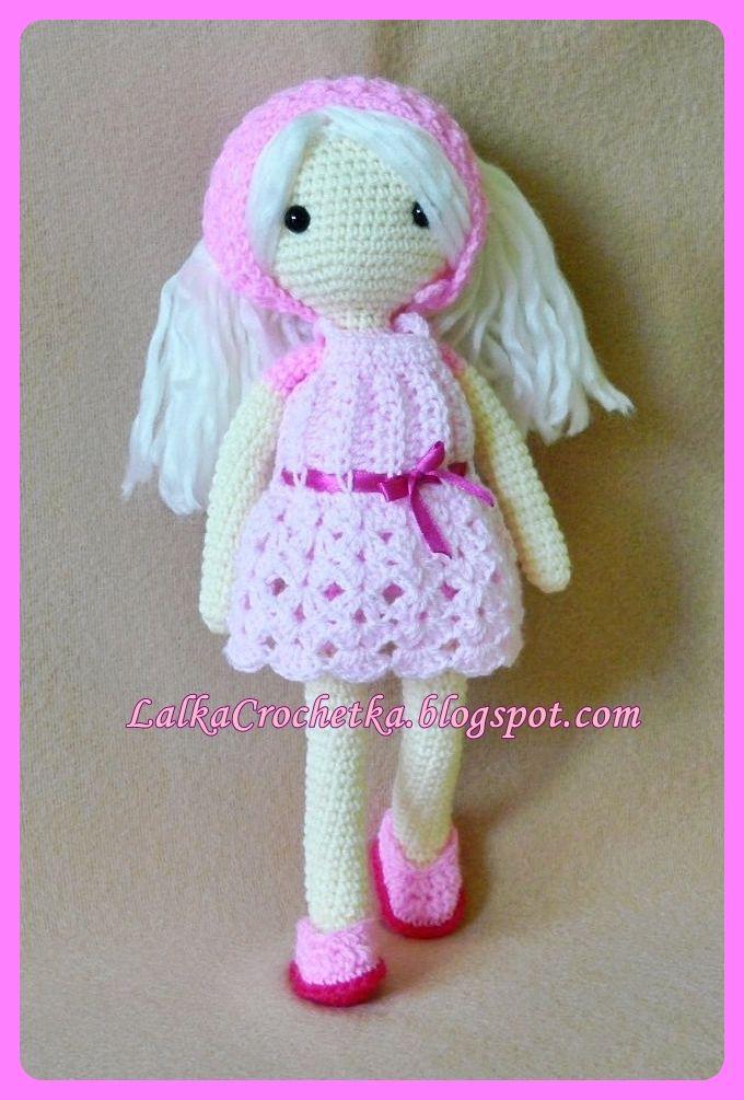 Doll Crochetka