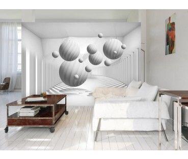 papier peint 3d une d coration murale pour cr er l 39 effet de l 39 illusion trompe l 39 il papier. Black Bedroom Furniture Sets. Home Design Ideas