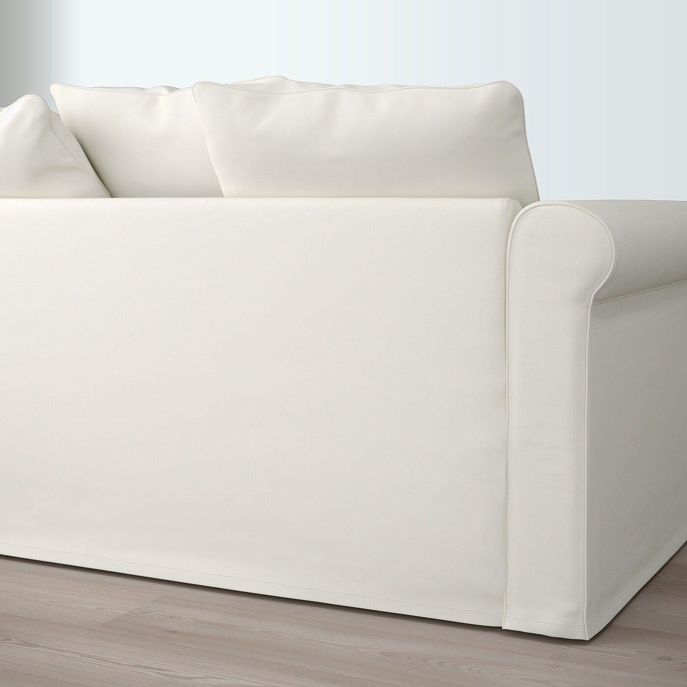 Gronlid 4er Sofa Mit Recamieren Inseros Weiss Ikea Osterreich In 2020 Sofa 3er Sofa 2er Sofa