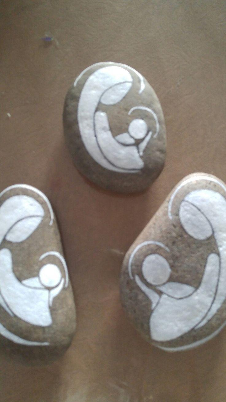 Pin von Irmi Huter auf steine | Pinterest | Steine bemalen ...