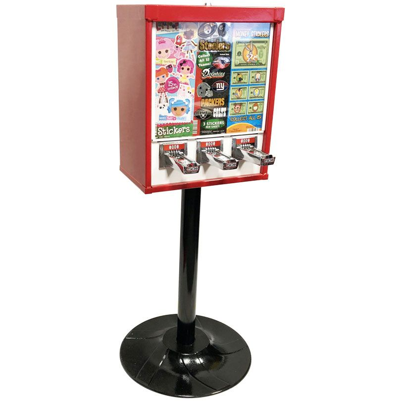 Eagle sticker and tattoo vending machine in 2020 vending