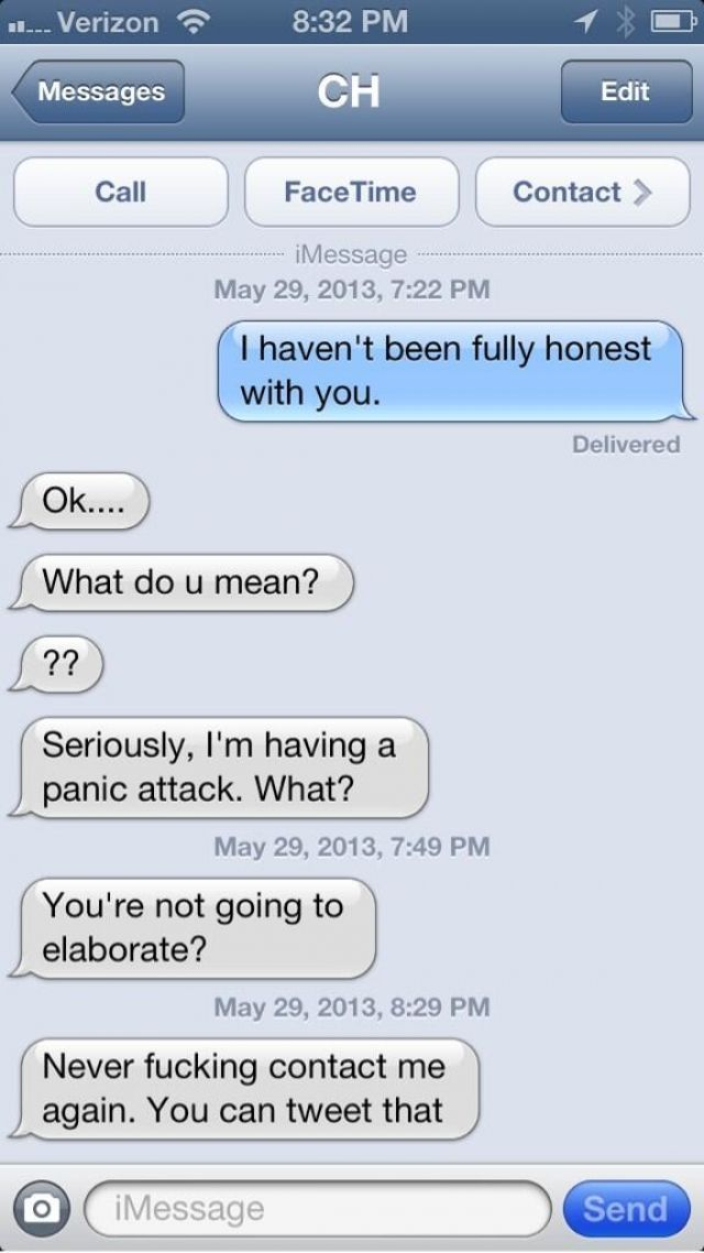 The Best Text Prank To Pull On Your GirlfriendBoyfriend - Husband text wife pics little accident kid home hilariously freaks