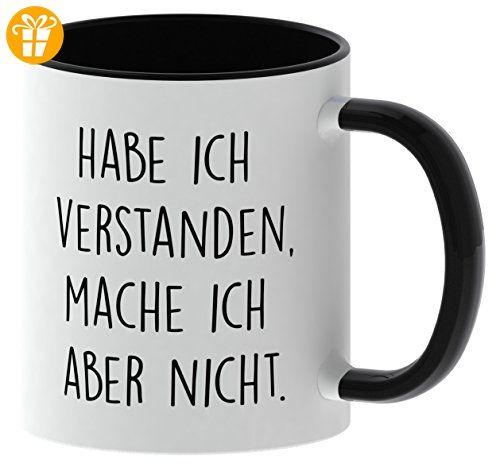 Tasse Katze Spruch Becher Wo bleibt Kaffee Cat Motiv Kaffeetasse Geschenk lustig