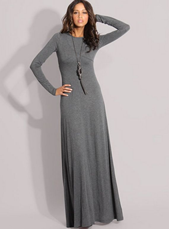 Long Sleeved Dresses | For women, Maxi dress with sleeves and Sleeve