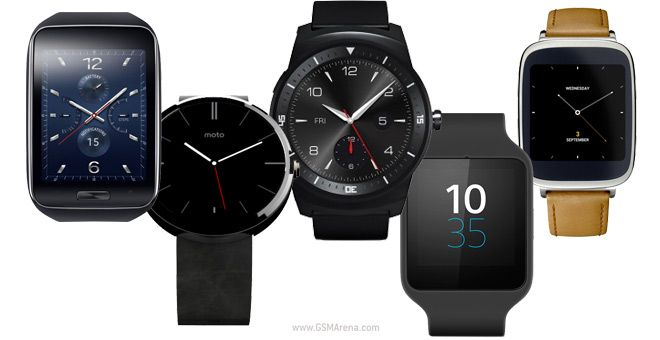 The 5 leading Smartwatches available to buy or pre-order ...