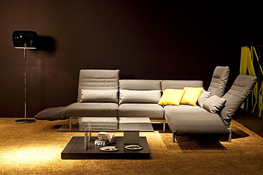 rolf benz plura sofa extraordinary buildings rooms gardens furniture pinterest house. Black Bedroom Furniture Sets. Home Design Ideas