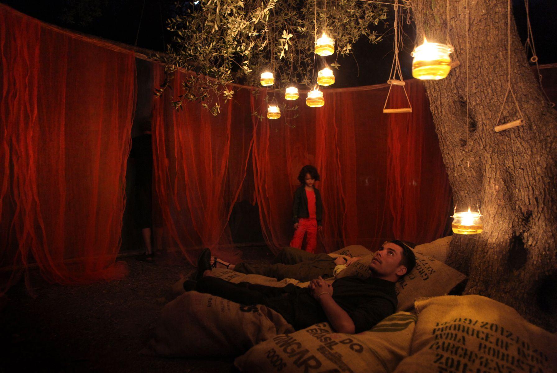 Wedding night bedroom decoration ideas  LOVO ÉCRU ARCHITETTI SIMONA BERTOLETTI FILIPPO CAVALLI ANTONELLO