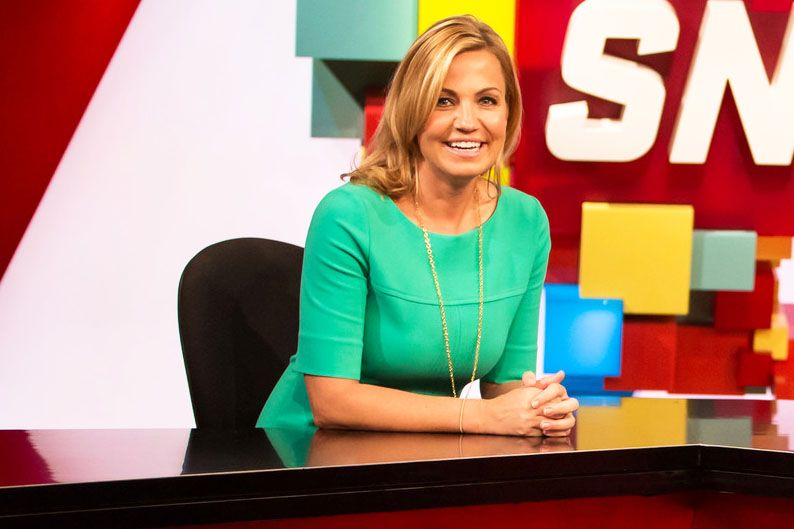 Michelle Beadle Who Returns To Espn2 S Sportsnation