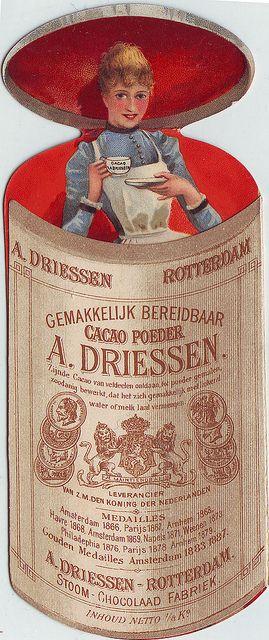 - A Driessen embalagem