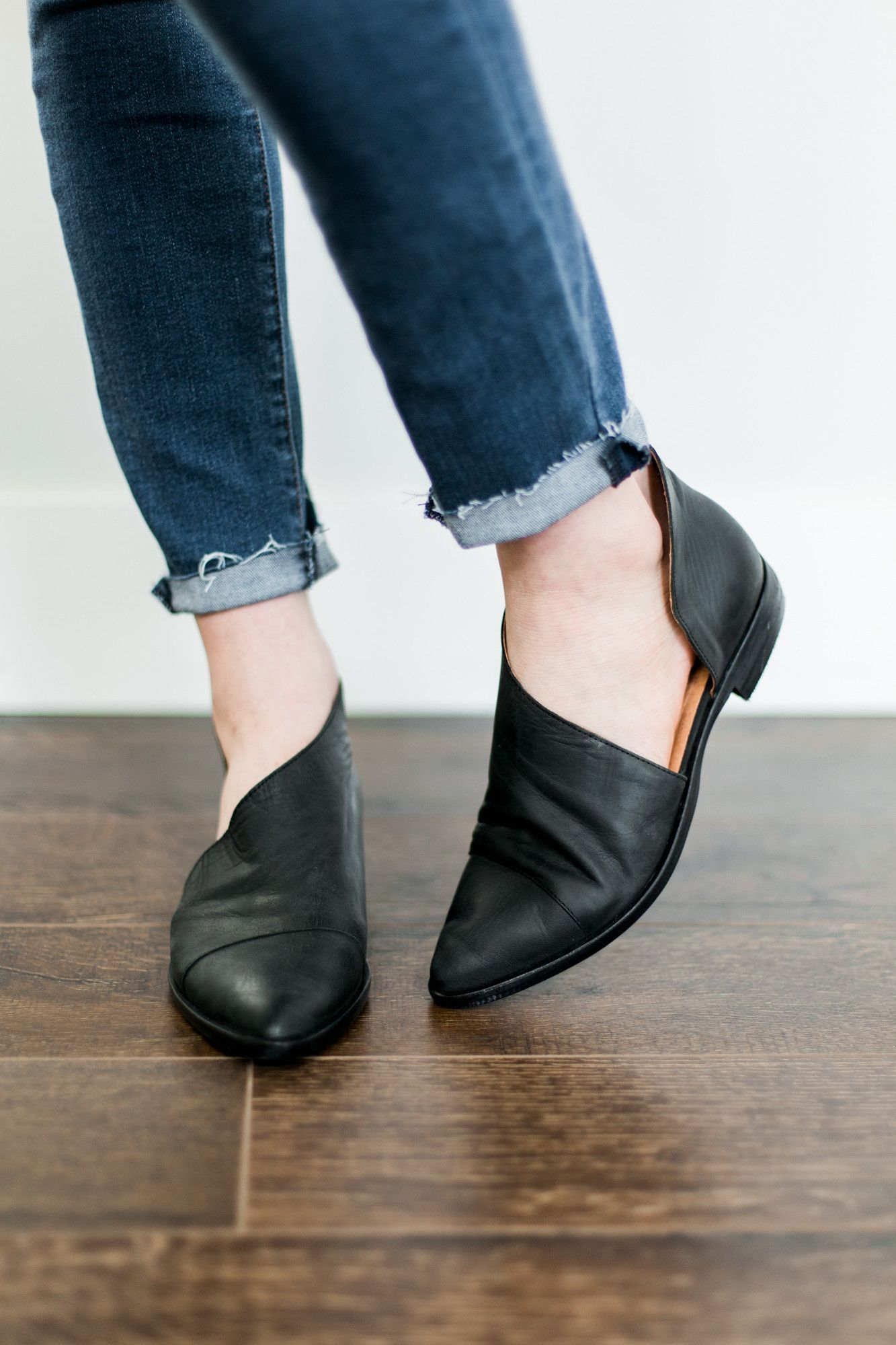 Free People Royale Flat Black Shoes Shoes Shoe Boots
