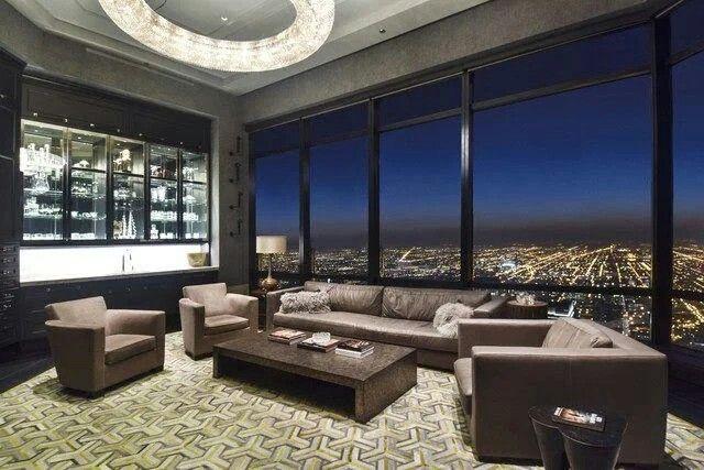 Perfekt Trump Tower Penthouse (Chicago)