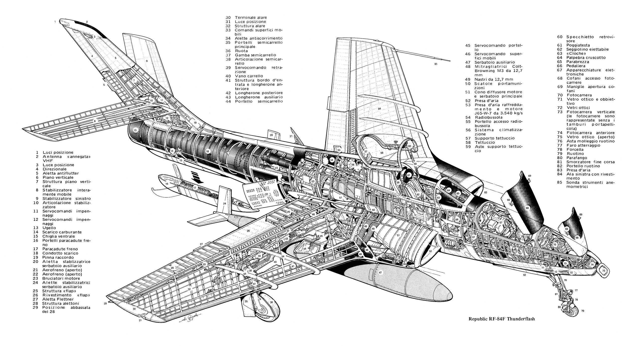Pin By Russell Warr On Cutaways