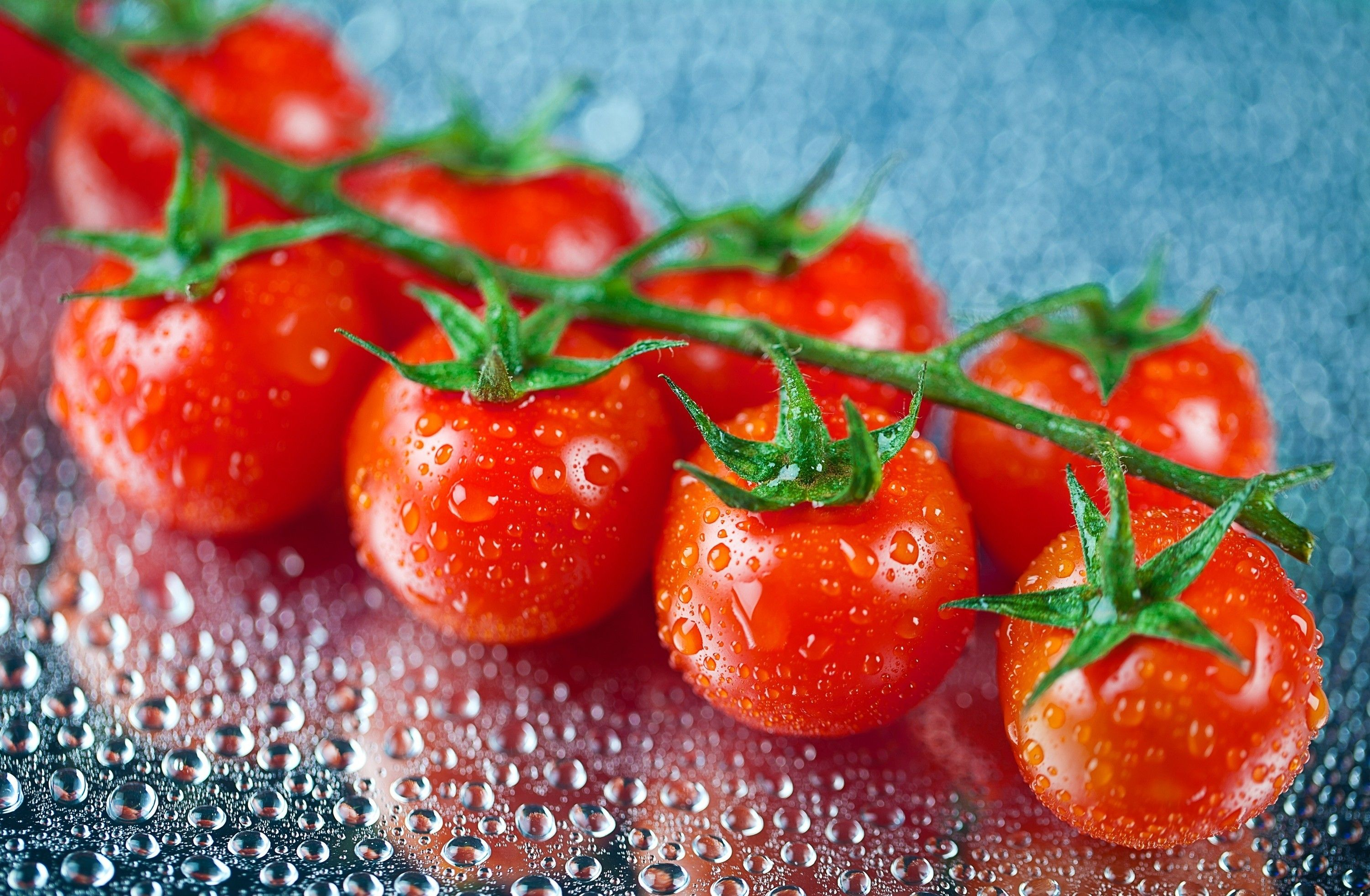 Tomatoes Wallpaper With Images Fresh Cherries Natural Anti