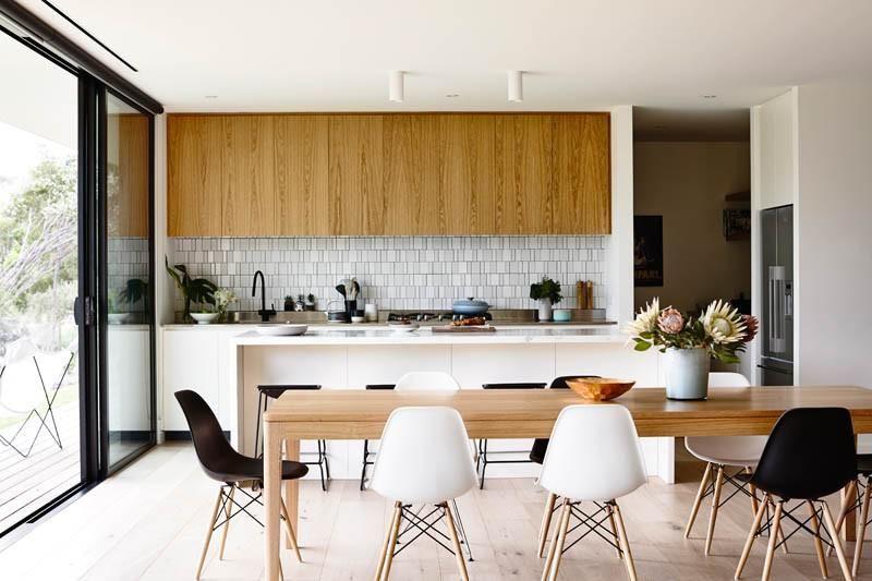 Una Casa Simple Y Moderna Que Invita A Quedarse Diseno De