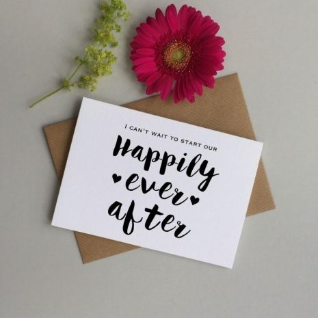 Wedding Card For Husband