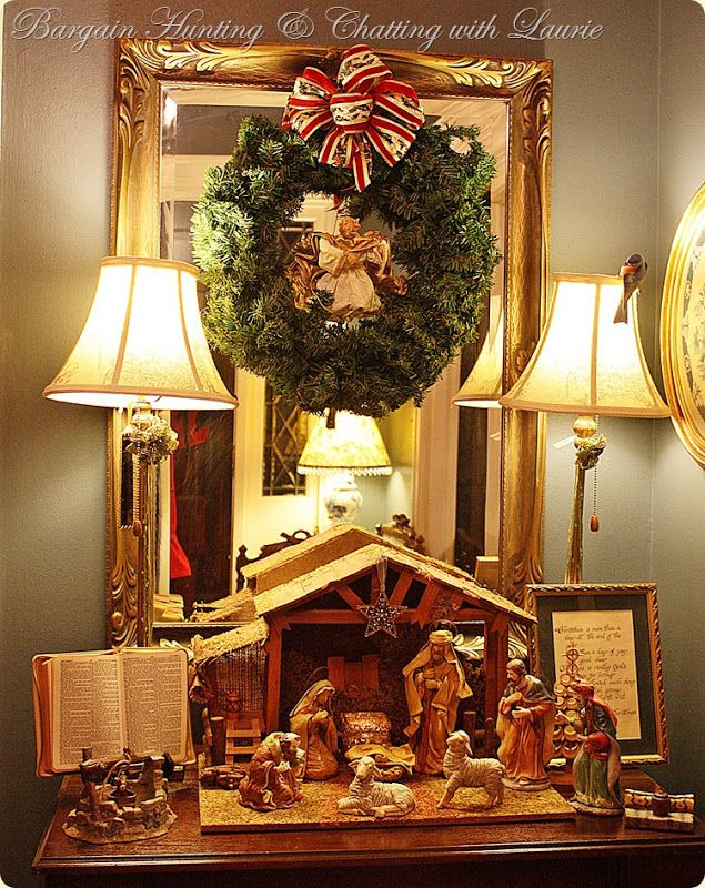 Bargain Hunting And Chatting With Laurie For The Home Pinterest Christmas Decor