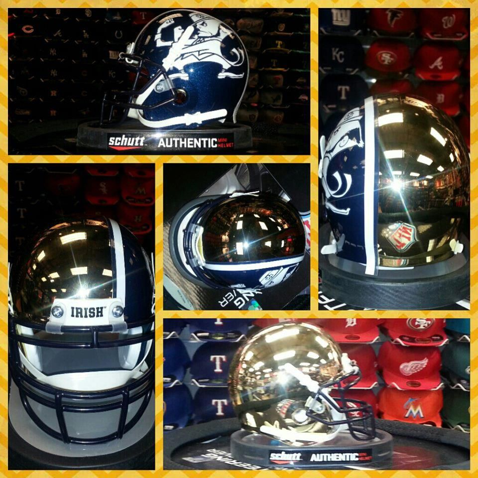 ND Authentic Helmet