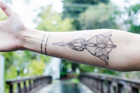 Baum tattoo herr ringe der Tattoo Studios