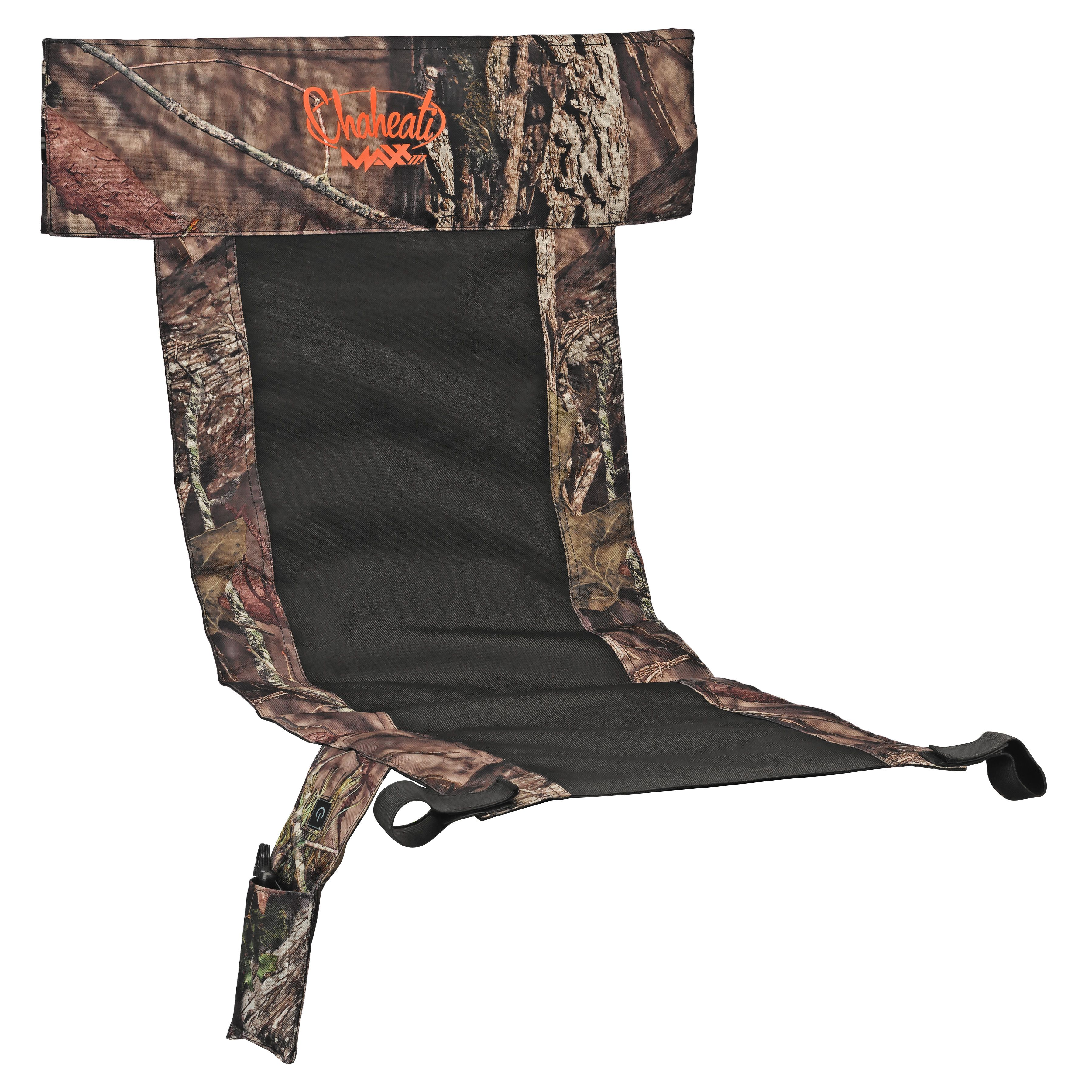 Mossy Oak Maxx Heated Add On Heated seat covers, Camping