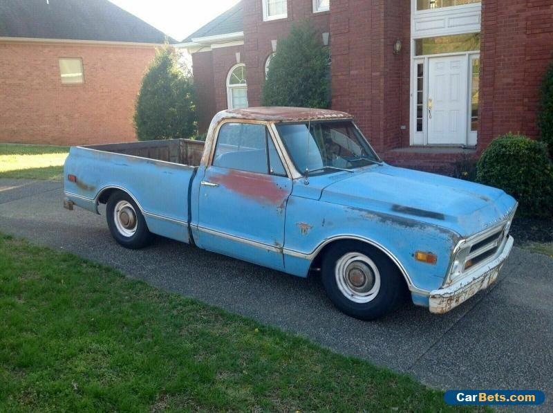 Car For Sale 1968 Chevrolet C 10