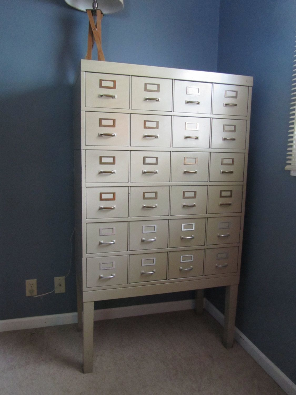 Industrial Filing Cabinet Large Metal Storage Cabinet