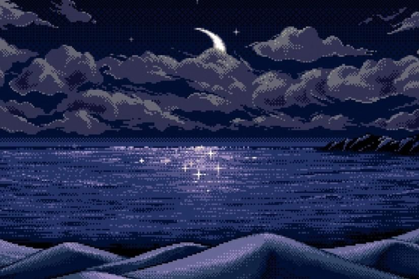 Pixel Art Wallpaper Download Free Hd Backgrounds For Desktop Computers And Smartphones In Any Resolution Desktop Android In 2020 Pixel Art Art Wallpaper Vapor Art
