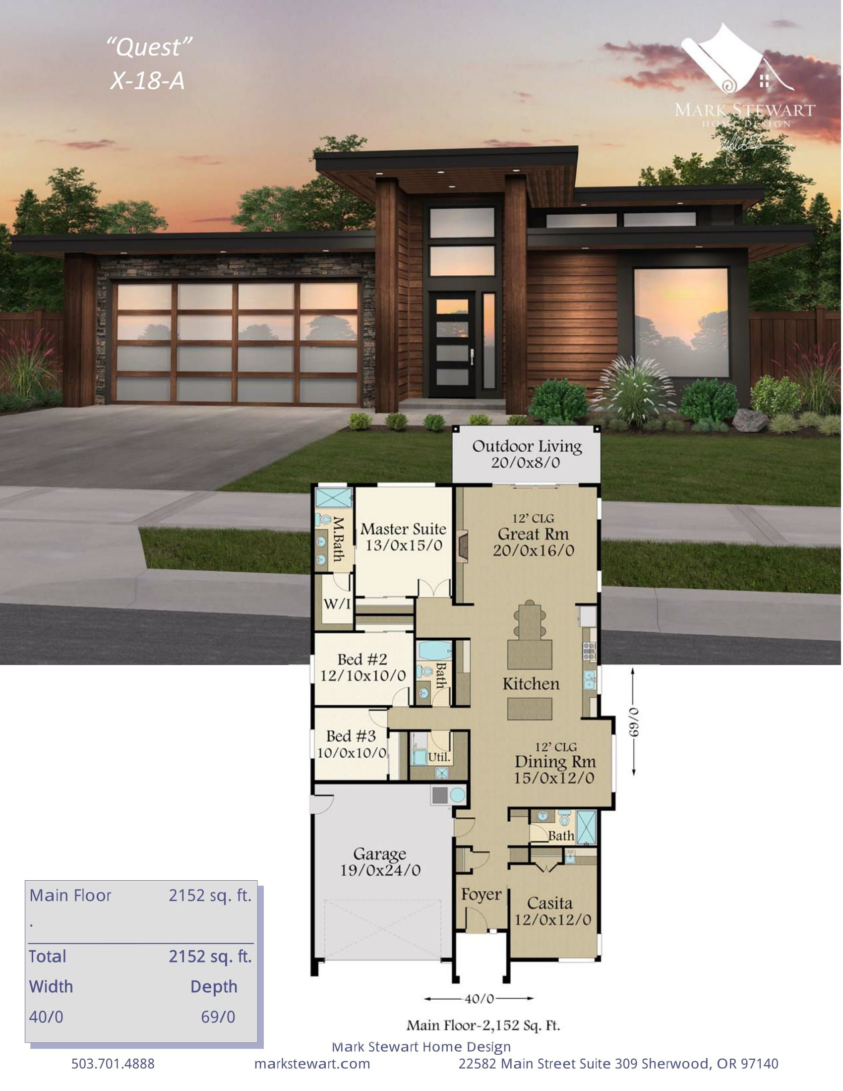 Quest By Mark Stewart Home Design Sims House Design Sims House Plans Contemporary House Plans